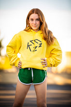 Load image into Gallery viewer, Limited Edition Kezz Unisex Hoodie (Yellow)