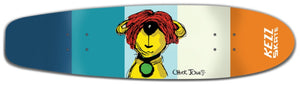 "Limited Edition KEZZ Skateboard ""Raggedy"" (Raggedy Arthur Series 1 - Sunrise)"