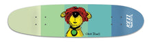 "Load image into Gallery viewer, Limited Edition KEZZ Skateboard ""Raggedy"" (Raggedy Arthur Series 1 - Teal)"