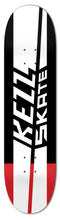 Load image into Gallery viewer, KEZZ Skateboard Streak Deck (Series 1)