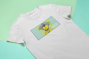 Limited Edition Raggedy Arthur Tee (Teal/White)