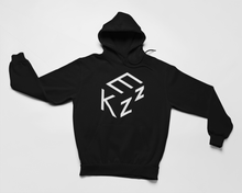Load image into Gallery viewer, Limited Edition Kezz Unisex Hoodie (Black)