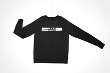 Load image into Gallery viewer, Long Sleeve Tee Kezz Streak (Black)
