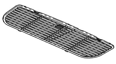 Coleman Mach Air Conditioner Ceiling Assembly Grille - 9430-4071 - Young Farts RV Parts
