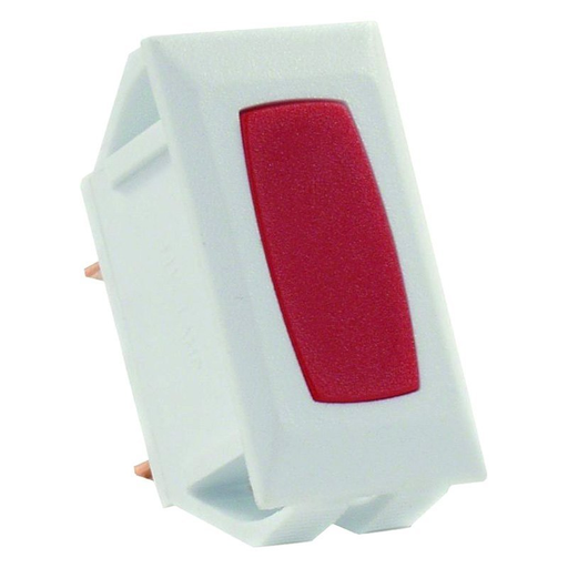 INDICATOR LIGHT 12V RED/WHITE