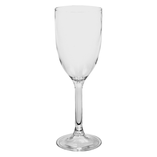 Camco 43861 - Wine Glass  - 9oz, 2pack, Acrylic, BPA Free - Young Farts RV Parts
