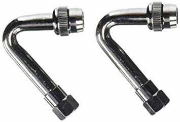 45 DEG FRONT VALVE EXTENDERS-PAIR - Young Farts RV Parts
