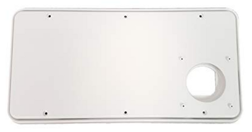 Dometic 30539 - Access Door for Medium Furnace, Arctic White