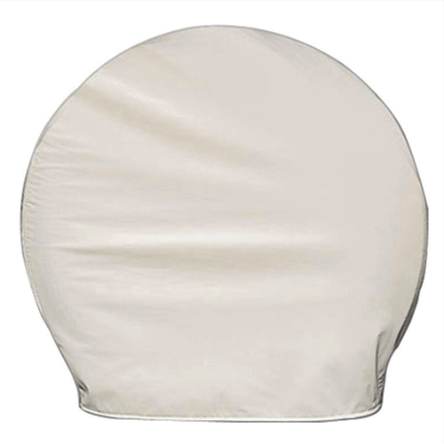 "(2)WHEEL COVER WHITE 36"" -39"" - Young Farts RV Parts"