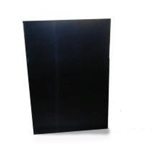 LOWER DOOR PANEL-BLACK PL - Young Farts RV Parts