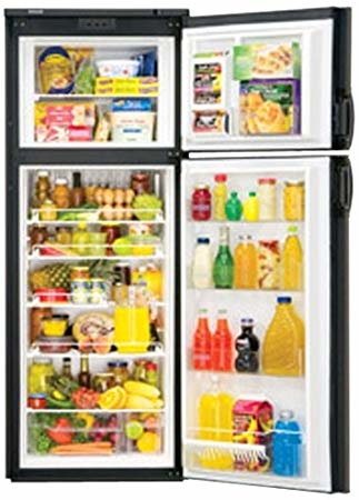 Dometic 36043 - New Generation 2-Way Refrigerator, 9 CF