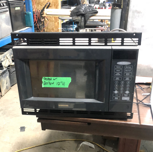Used RV Microwave Samsung 14 H 20 1/2 W - Young Farts RV Parts