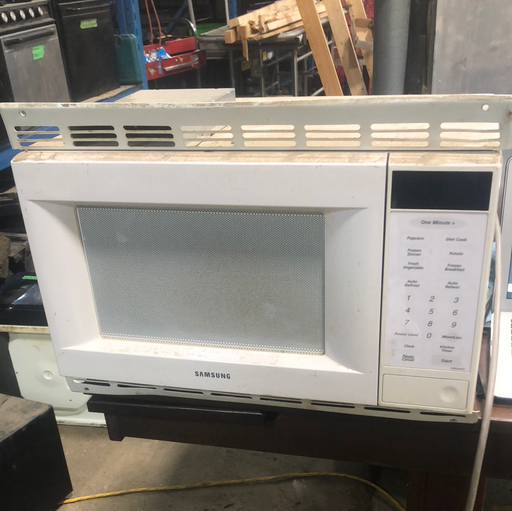 Used Samsung RV Microwave 20 1/2 w 14 h 15 d - Young Farts RV Parts