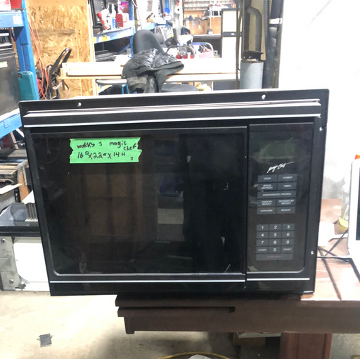 Used RV Microwave Magic Chef 16 H 22 W 16 D - Young Farts RV Parts