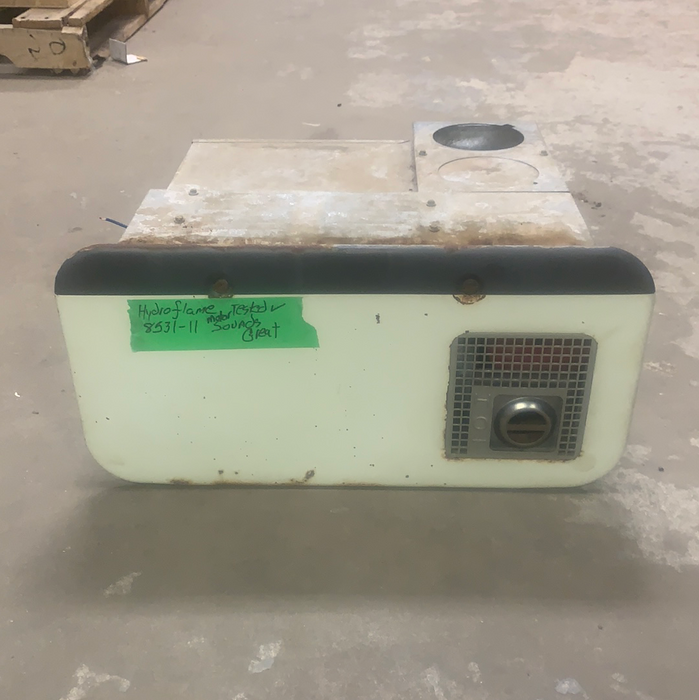 31000 BTU USED 8531-ii Atwood HYDROFLAME Propane Furnace - Young Farts RV Parts