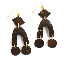 Load image into Gallery viewer, Dominicana Earrings