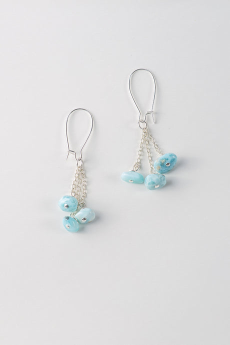 Coastal Waves Earrings