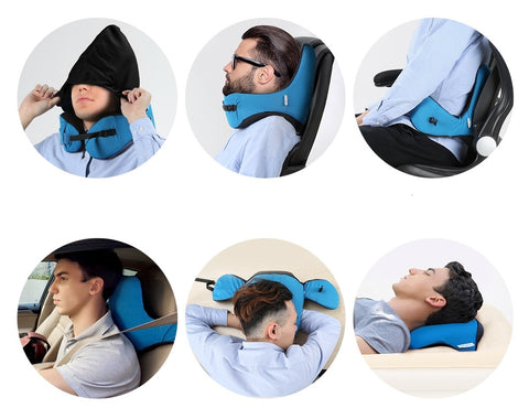 Travel Pillow | fr-boomboom