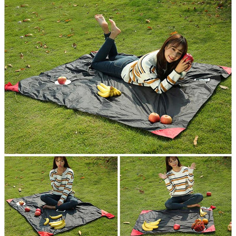 Pocket beach mat | Boom Boom Gadgets