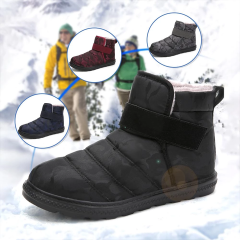 Snow Boots with Velcro
