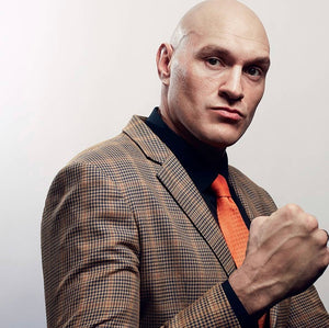An Evening with Tyson Fury - What Do You Wear?