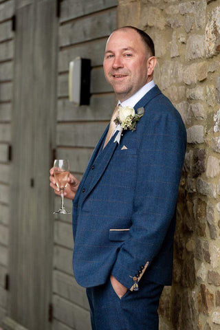 Dion Wedding Suit