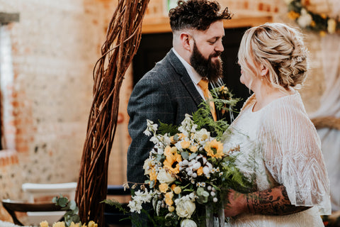 Rustic Wedding Groom Suit Tweed