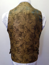 Load image into Gallery viewer, Marc Darcy Ted Tweed Waistcoat Single Breasted
