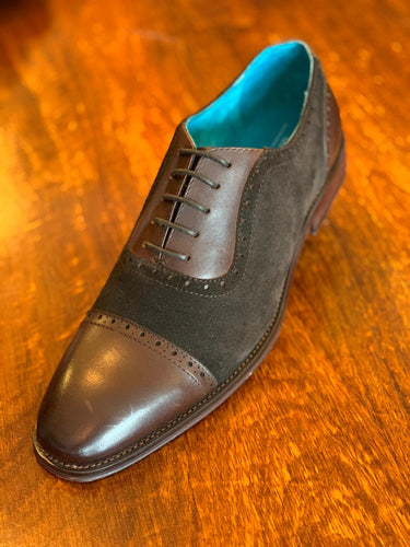 Paolo Vandini Theseus Shoe Brown