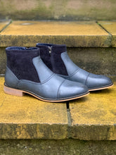 Halifax Chelsea Boot Navy