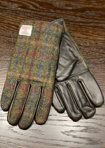 Harris Tweed Breanais Gloves