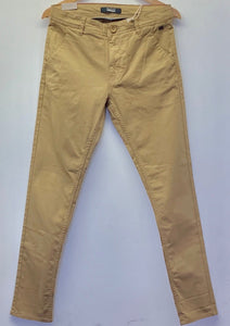 Dark Sand Stretch Chino