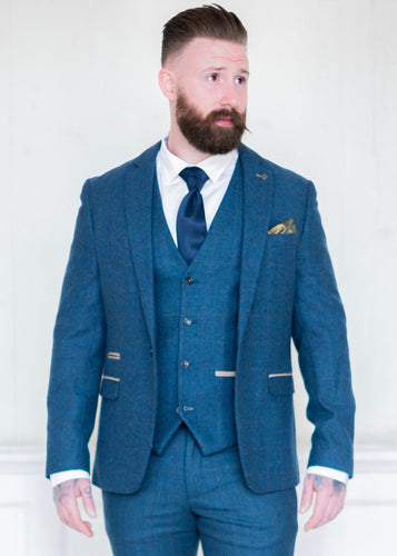 Marc Darcy Dion Tweed Jacket