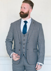 Marc Darcy Hardwick Checked Jacket