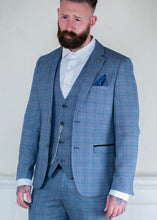 Marc Darcy Harry Tweed Checked Jacket