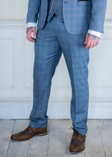 Marc Darcy Harry Tweed Trousers