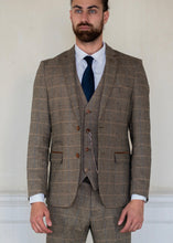 Load image into Gallery viewer, Marc Darcy Ted Tweed Jacket