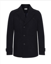Load image into Gallery viewer, Navy Peacoat