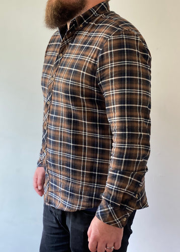 Lumberjack Shirt Brown