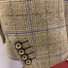 Robert Simon Marcello Beige Tweed Jacket
