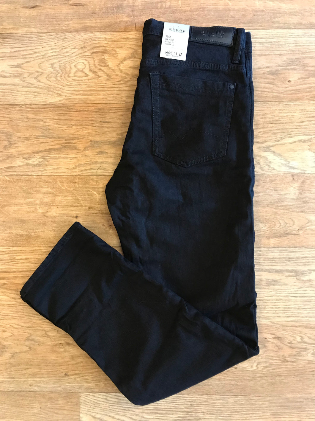 Jeans Rock Fit Black