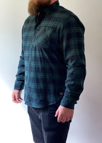 Lumberjack Shirt Green
