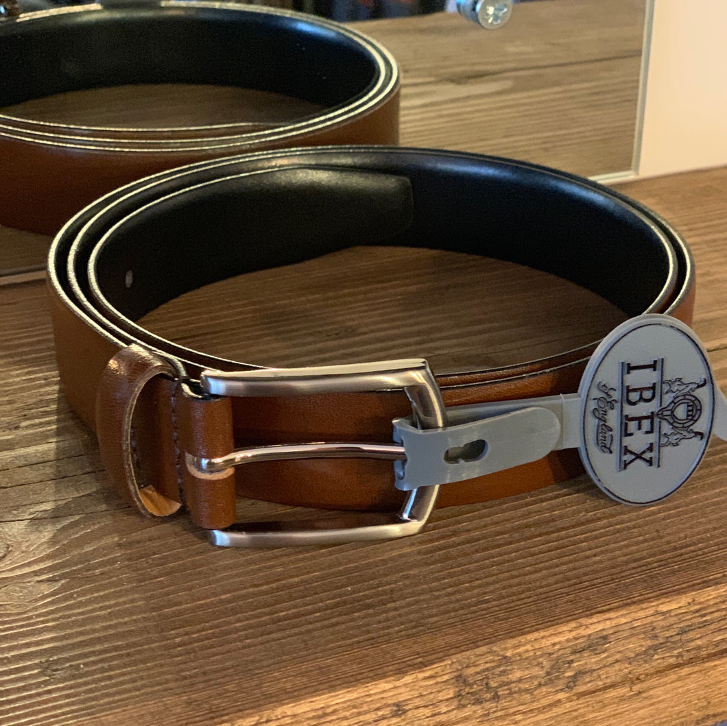 Smooth Leather Belt