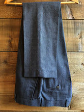 Cavani Martez Navy Tweed Trousers