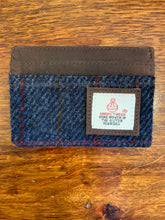 Load image into Gallery viewer, Harris Tweed Allasdale Credit Card Holder