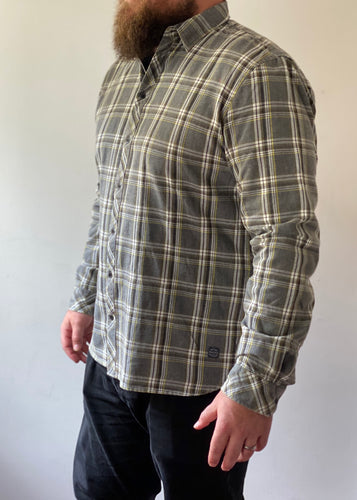 Lumberjack Shirt Grey