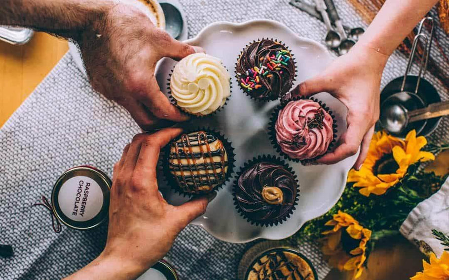 Cupcakes are the Perfect Long-Distance 'Thank You' Gift