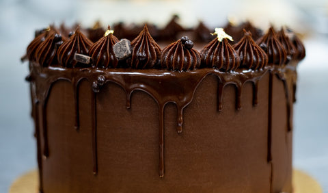 Chocolate Buttercream Frosting and Cake