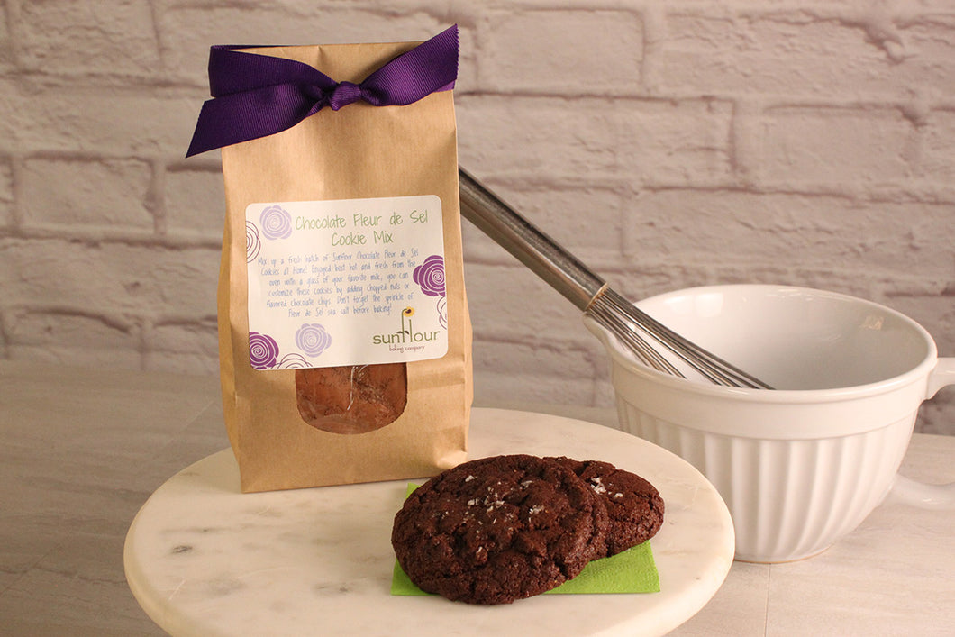 Fleur de Sel Cookie Mix by Sunflour Baking Company