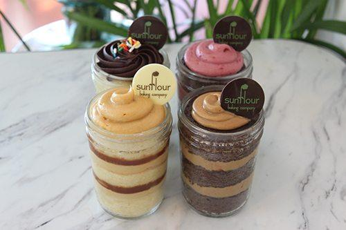 Four Pack of Cake Jars by ${shop_name